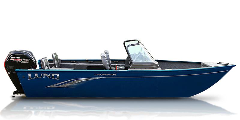 2021 Lund Adventure 1775 Sport at Pharo Marine, Waunakee, WI 53597