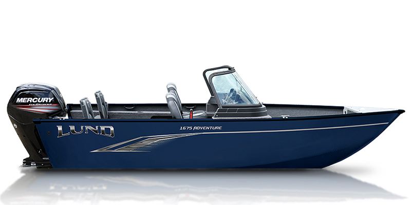 2021 Lund Adventure 1675 Sport at Pharo Marine, Waunakee, WI 53597