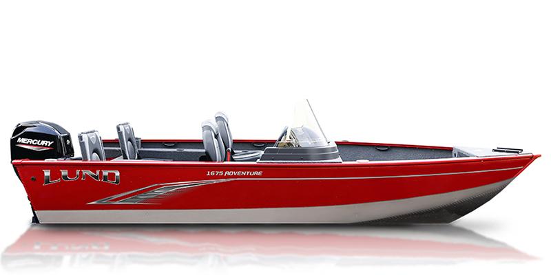 2021 Lund Adventure 1675 SS at Pharo Marine, Waunakee, WI 53597
