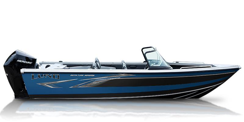 2021 Lund Tyee 2075 Magnum at Pharo Marine, Waunakee, WI 53597