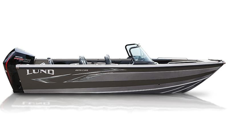 2021 Lund Tyee 2075 at Pharo Marine, Waunakee, WI 53597