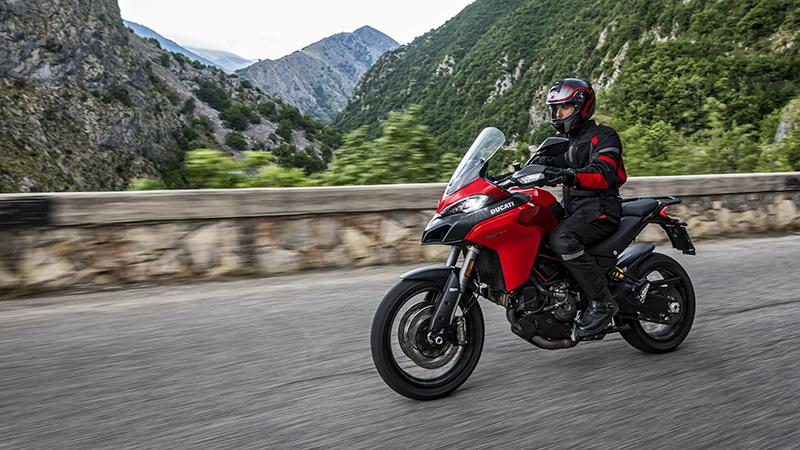 2021 Ducati Multistrada 950 S Spoked Wheels at Eurosport Cycle