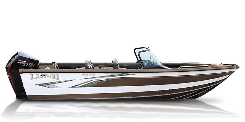 2021 Lund Tyee Limited 2075 at Pharo Marine, Waunakee, WI 53597