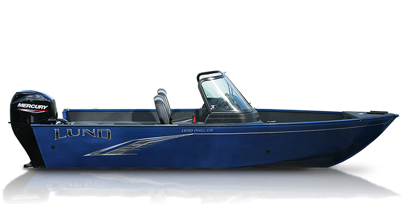 1650 Angler Sport at DT Powersports & Marine
