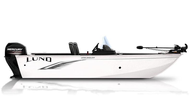 1650 Angler SS at Pharo Marine, Waunakee, WI 53597