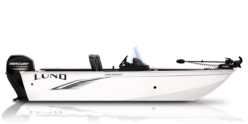 1650 Angler SS at DT Powersports & Marine