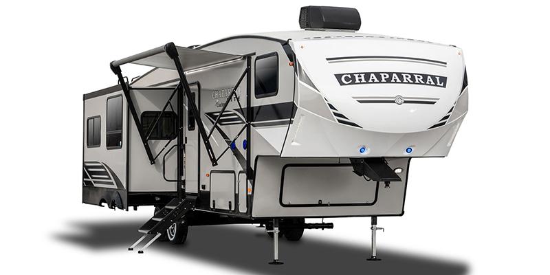 Chaparral Lite 284RL at Prosser's Premium RV Outlet