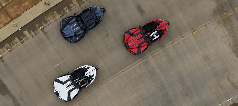 2021 Polaris Slingshot® S at Friendly Powersports Slidell
