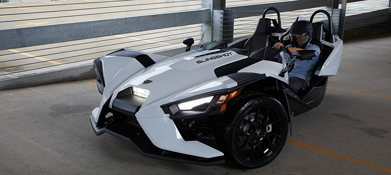 2021 Polaris Slingshot® S with Technology Package at Friendly Powersports Slidell