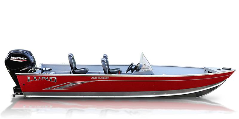 2021 Lund Alaskan 2000 SS at Pharo Marine, Waunakee, WI 53597