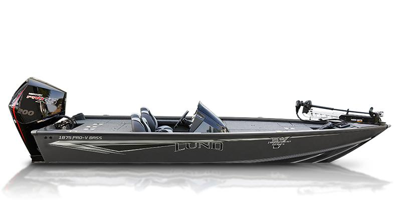 2021 Lund Pro-V Bass 1875 at Pharo Marine, Waunakee, WI 53597