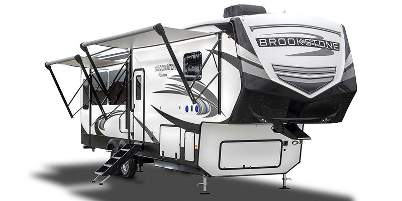 Brookstone 350RL at Prosser's Premium RV Outlet