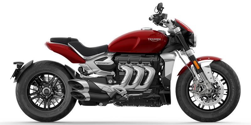2021 Triumph Rocket 3 R at Eurosport Cycle
