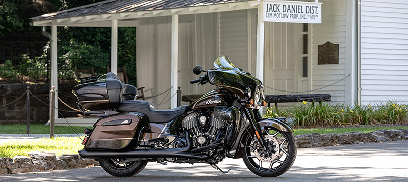 2021 Indian Roadmaster® Dark Horse® Jack Daniels® Limited Edition at Pikes Peak Indian Motorcycles