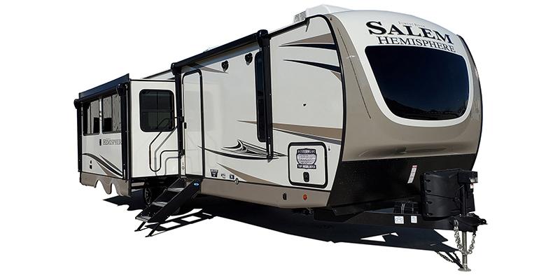 Salem Hemisphere 314BUD at Prosser's Premium RV Outlet