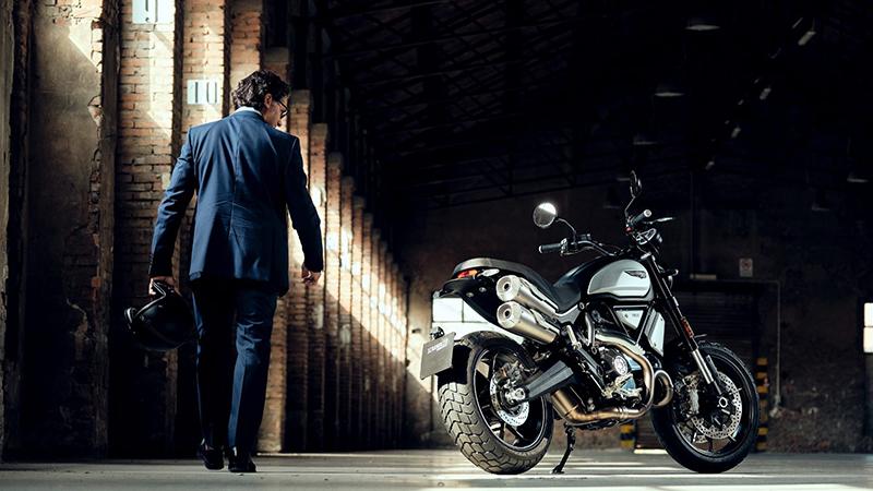 2021 Ducati Scrambler® 1100 PRO at Eurosport Cycle