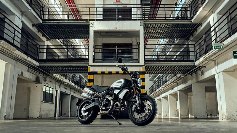 2021 Ducati Scrambler 1100 PRO at Lynnwood Motoplex, Lynnwood, WA 98037