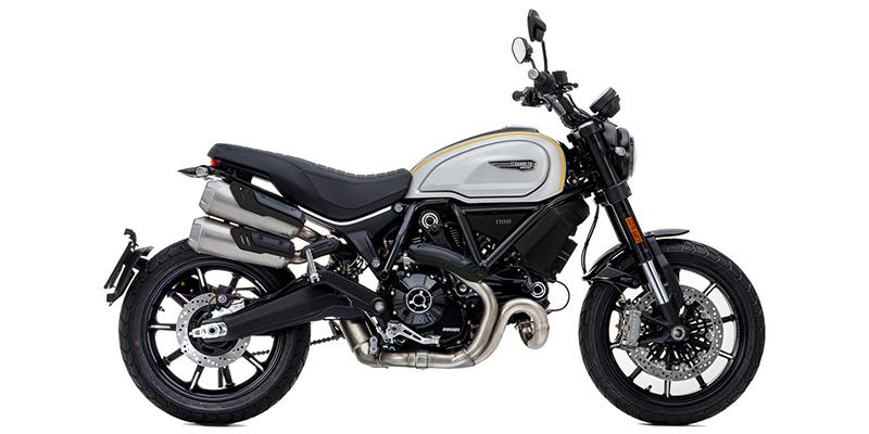 Scrambler® 1100 PRO at Eurosport Cycle