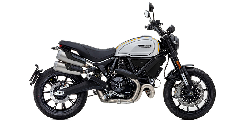 Scrambler® 1100 PRO at Aces Motorcycles - Fort Collins