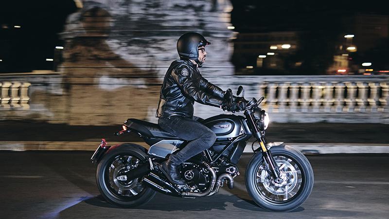 2021 Ducati Scrambler® Nightshift at Eurosport Cycle