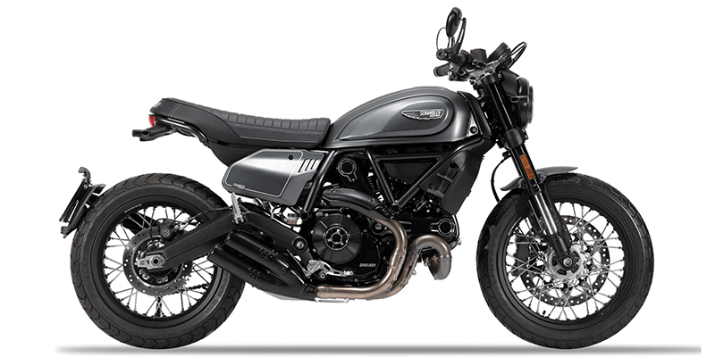 Scrambler® Nightshift at Aces Motorcycles - Fort Collins