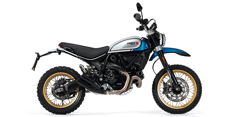2021 Ducati Scrambler Desert Sled at Lynnwood Motoplex, Lynnwood, WA 98037