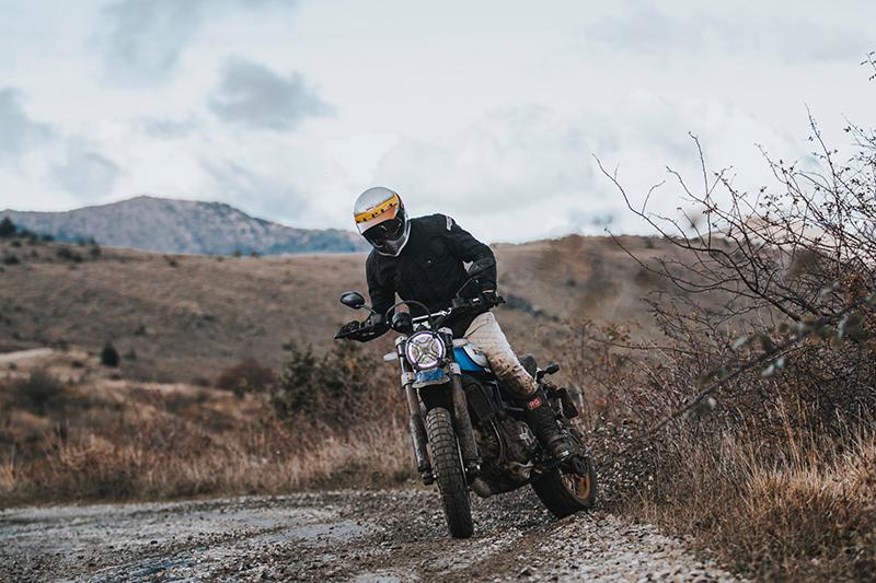 2021 Ducati Scrambler® Desert Sled at Eurosport Cycle