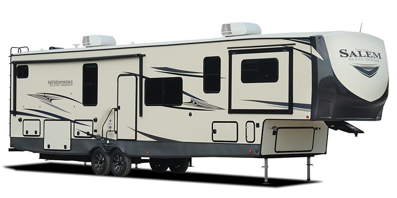 Salem Hemisphere Elite Series 34RL at Prosser's Premium RV Outlet