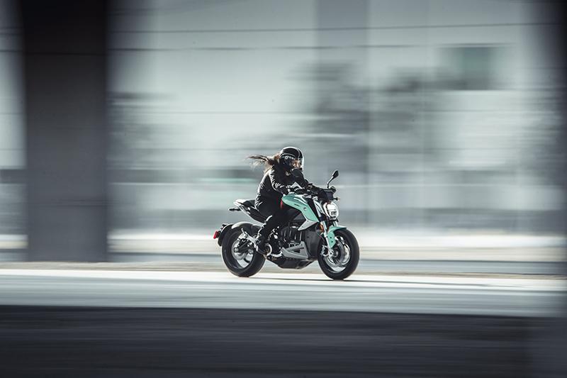 2021 Zero SR/F Standard at Eurosport Cycle