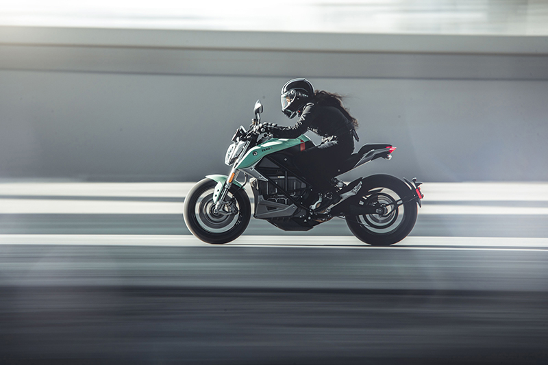 2021 Zero SR/F Premium at Eurosport Cycle