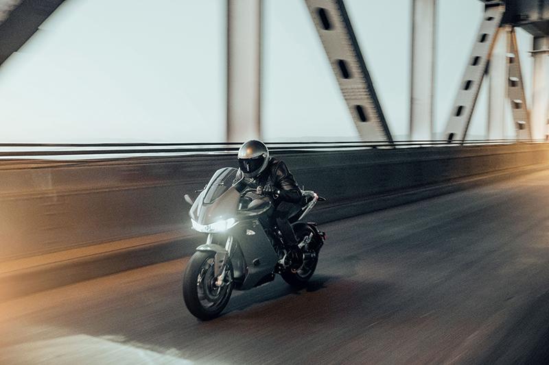 2021 Zero SR/S Premium at Eurosport Cycle