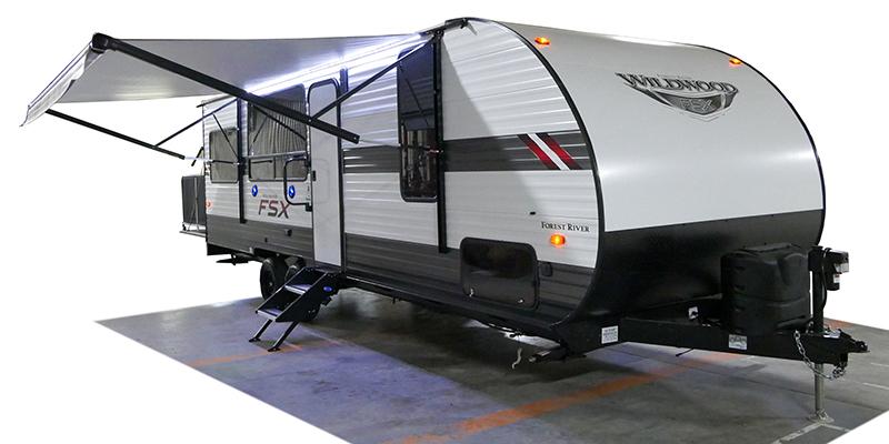 Wildwood FSX 210RT at Prosser's Premium RV Outlet