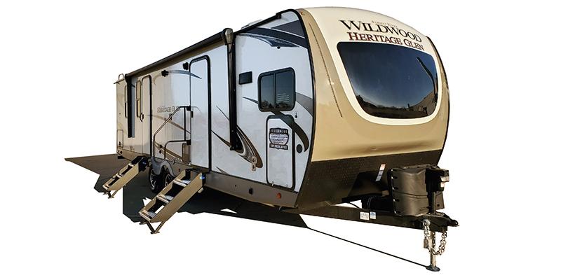 Wildwood Heritage Glen 270FKS at Prosser's Premium RV Outlet