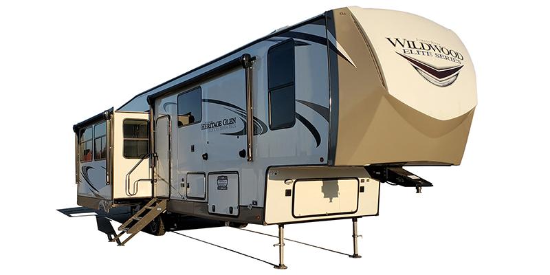 Wildwood Heritage Glen Elite Series 34RL at Prosser's Premium RV Outlet
