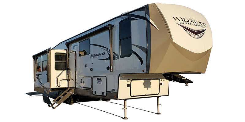 Wildwood Heritage Glen Elite Series 36FL at Prosser's Premium RV Outlet