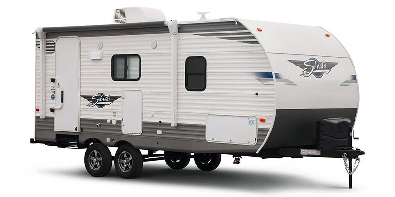 Shasta 26FK at Prosser's Premium RV Outlet