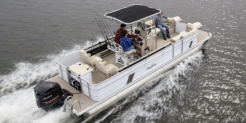 2021 SunChaser Eclipse 8525 Fish CC at Youngblood RV & Powersports Springfield Missouri - Ozark MO
