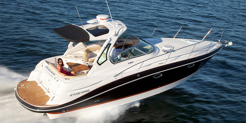 Vista Series V355 Coupe at DT Powersports & Marine