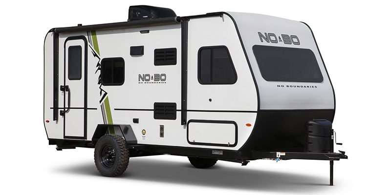 No Boundaries 10 Series NB10.5 at Prosser's Premium RV Outlet