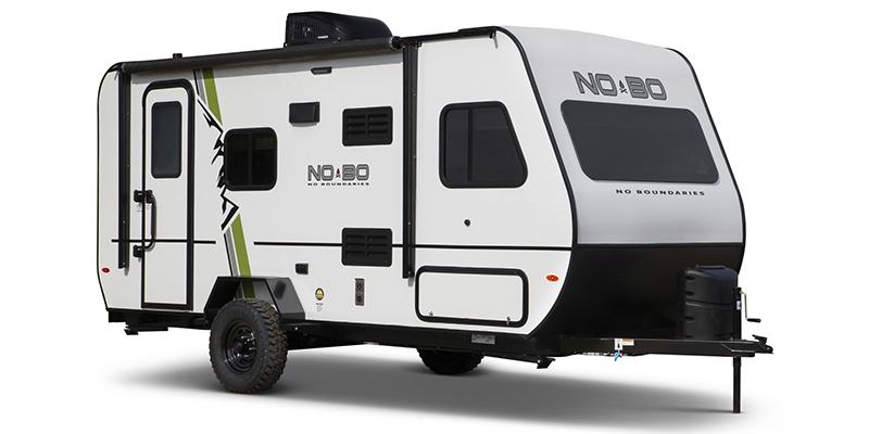 No Boundaries 16 Series NB16.8 at Prosser's Premium RV Outlet