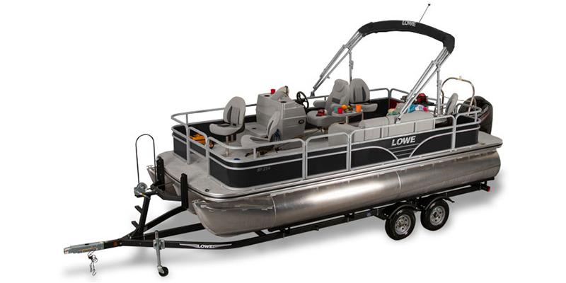 2021 Lowe Sport Fish SF214 V at DT Powersports & Marine