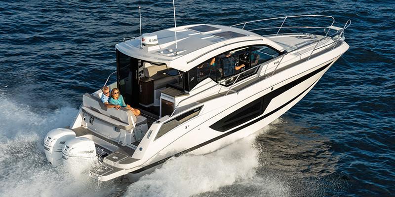 Vista V355 Coupe OB at DT Powersports & Marine