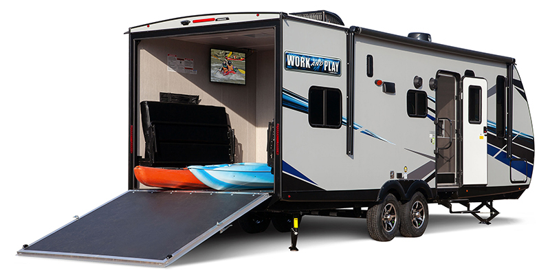 Work and Play 23LT at Prosser's Premium RV Outlet