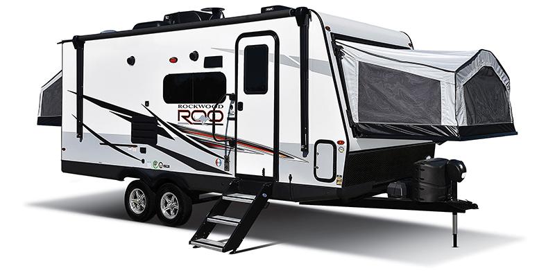 Rockwood Roo 19 at Prosser's Premium RV Outlet