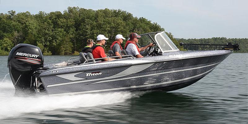 2021 Triton Allure 186 at DT Powersports & Marine