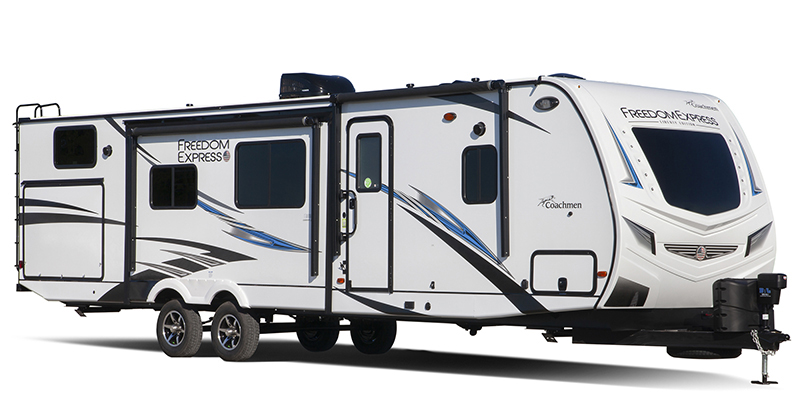 Freedom Express Liberty Edition 321FEDSLE at Prosser's Premium RV Outlet