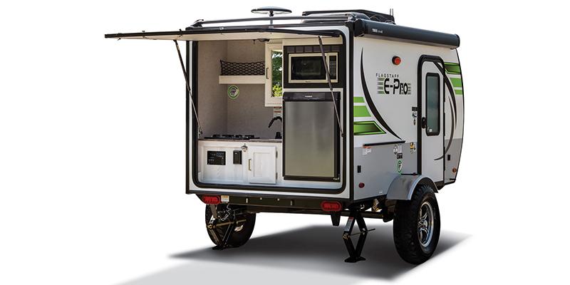 Flagstaff E-Pro E12SRK at Prosser's Premium RV Outlet