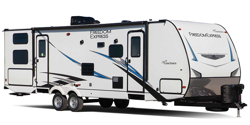 Freedom Express Select 28.7SE at Prosser's Premium RV Outlet