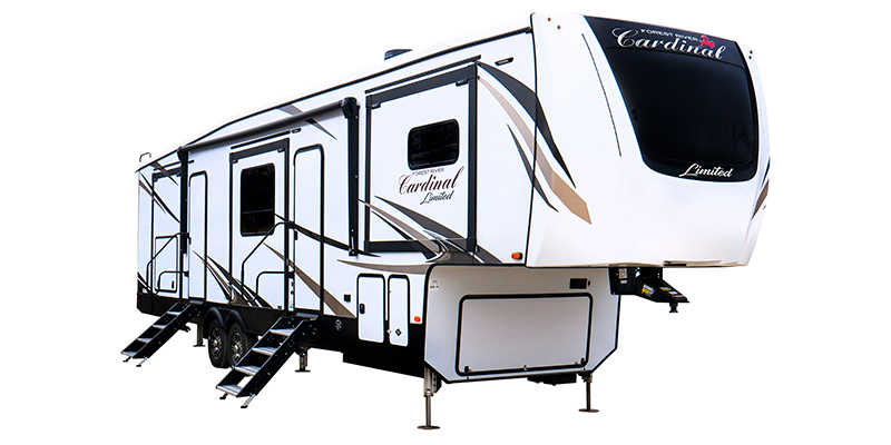 Cardinal Limited 352BHLE at Prosser's Premium RV Outlet