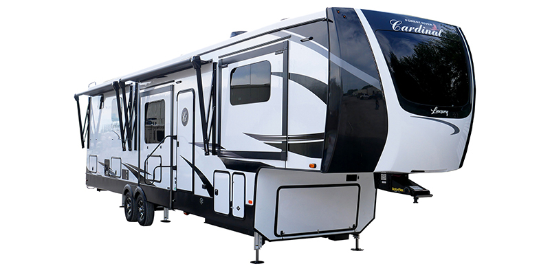 Cardinal Luxury 370FLX at Prosser's Premium RV Outlet